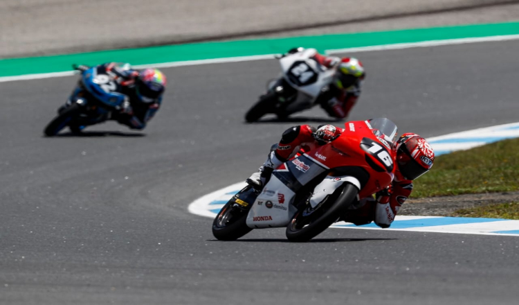 Nyaris Raih Podium, Mario Finish Posisi 4 di CEV Estoril