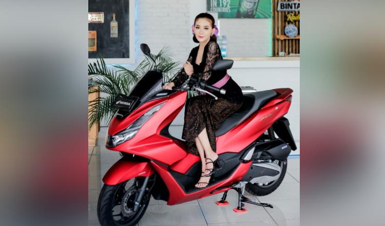 Jadi Motor Terbaik, All New Honda PCX Raih Bike of The Year