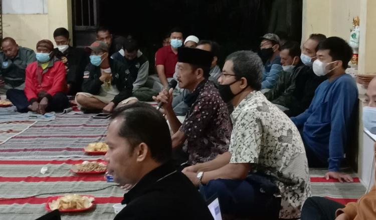 Kades Pandanlandung Malang Dukung Warga Audit Keuangan HIPPAM Pomuri Lestari