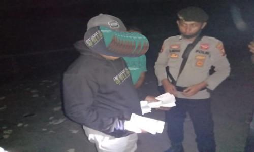 Diduga Bagi-bagi Uang, Timses Paslon 01 Ditangkap, Wakapolres: Yang Bersangkutan Adalah Oknum Anggota DPRD Halut