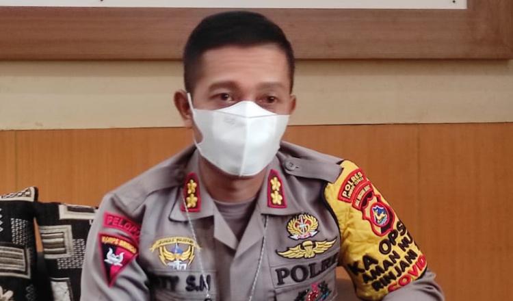 Polres Lombok Tengah, Selidiki Penyebar Video Mesum