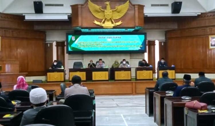4 Raperda Inisiatif DPRD Tuban, Miyadi: Semua Penting Untuk Penyesuaian UU Baru