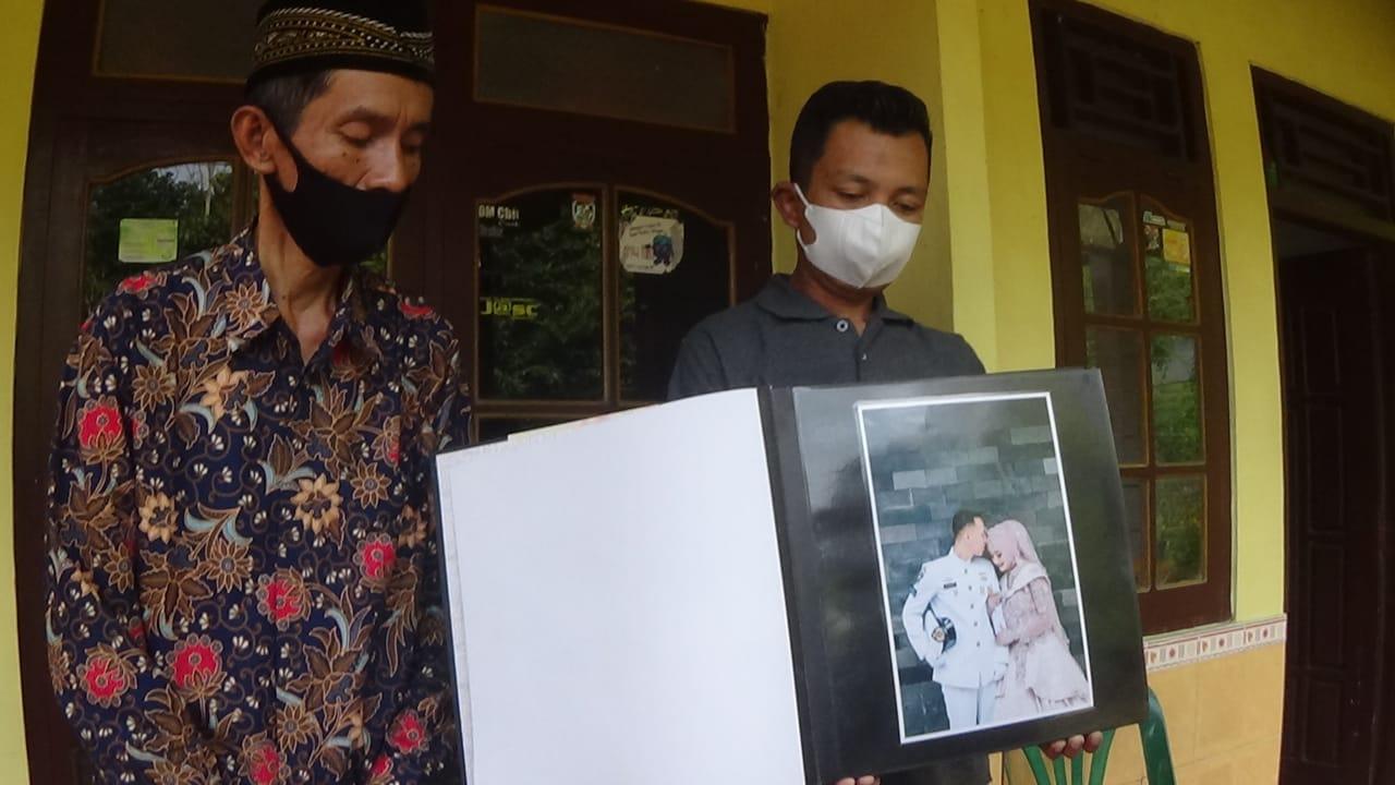 Sedang Hamil 8 Bulan, Istri Awak Nanggala 402 di Purworejo Berdoa yang Terbaik untuk Suami