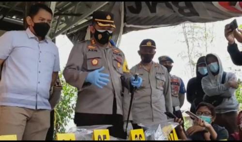 Ledakan Petasan di Ponorogo Terungkap, Dua Korban Diduga Akan Membuat Balon Udara