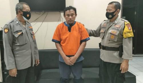 Diteriaki Maling, Pencuri Hp di Gresik Ngaku sebagai Bapak Korban