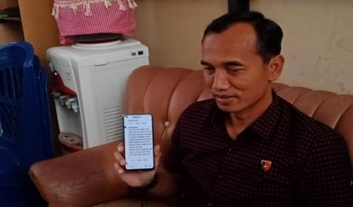 Hina Korban Nanggala 402, Pemuda Asal Purworejo Dipolisikan