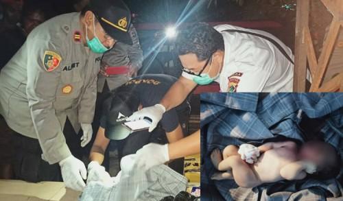 Miris, Sesosok Mayat Bayi di Jayapura Ditemukan Dalam Bak Sampah