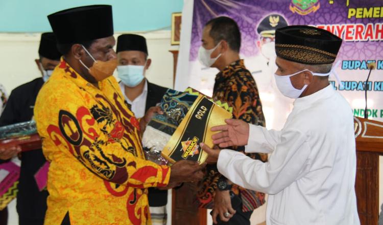 Launching Safari Ramadhan 1442 H, Ini Pesan Bupati Untuk Umat Muslim di Keerom