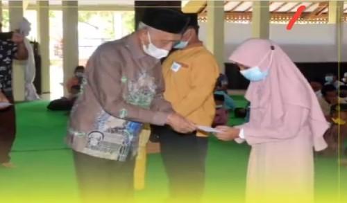 Lewat Baznas, Pemkab Bondowoso Santuni 305 Anak Yatim