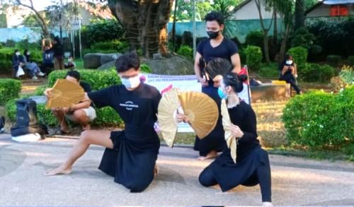 Peringati Hari Tari, DPC PDI Perjuangan Tuban Gelar Pentas Seni Tari