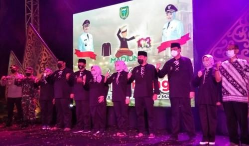 Kota Pendekar Madiun, Launching Logo Branding Baru