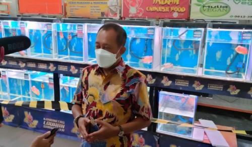 Hadir di Kontes Ikan Louhan, Wawali Surabaya Ingin Serius Dongkrak Perekonomian