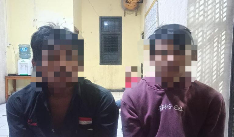 Simpan Sabu, 2 Warga Sangatta Utara Dibekuk Polisi