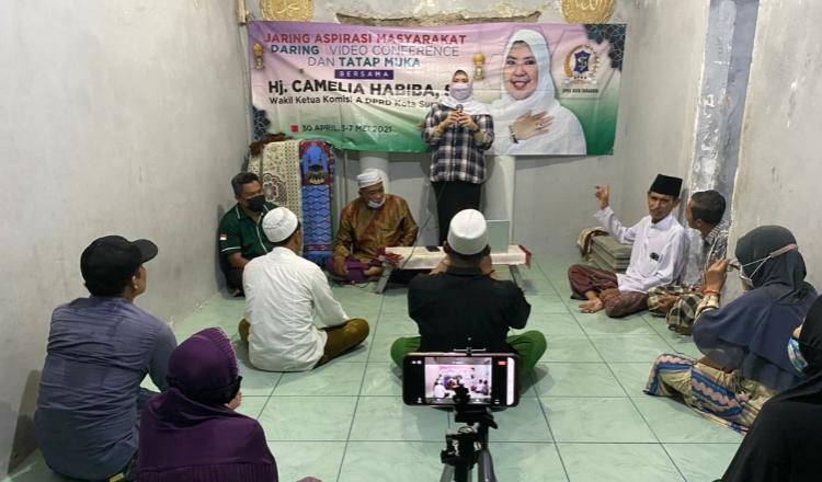 Legislator F-PKB Gelar Reses, Warga Curhat soal Status Tanah di Wonokusumo Surabaya