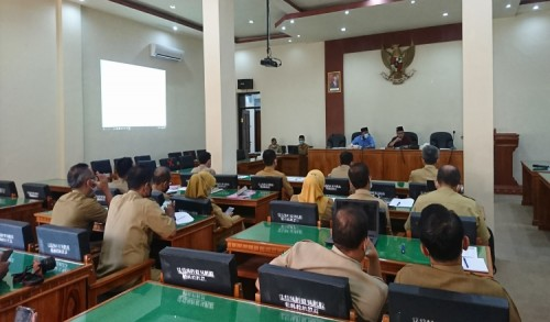 Sisir Anggaran Refocusing Asal-asalan, Komisi IV DPRD Trengggalek Geram