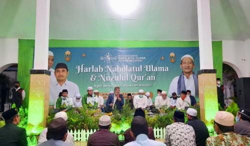 PCNU Kota Probolinggo Gelar Harlah NU Ke-95 dan Nuzulul Qur'an
