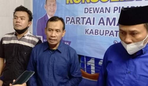SK DPP Turun, Ini Pengurus DPD PAN Lamongan, Hamzah Fansyuri Jabat Sekretaris