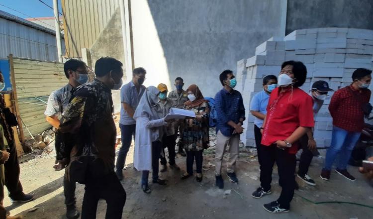 Forsis Protes Keras Adanya Gudang Diduga Penyimpanan Mihol di Kedinding Surabaya