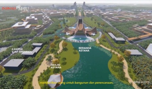 PT Kembar Jaya Abadi Turut Berkontribusi Bangun Infrastruktur Ibu Kota Baru
