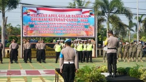 Hadapi Idul Fitri, Polres Purworejo Gelar Operasi Ketupat 2021