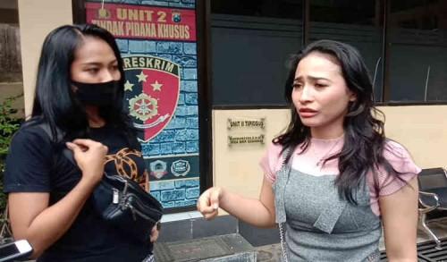 Tak Terima Diperlakukan Seperti Maling, Oknum Anggota Polresta Banyuwangi Dilabrak Wanita Cantik