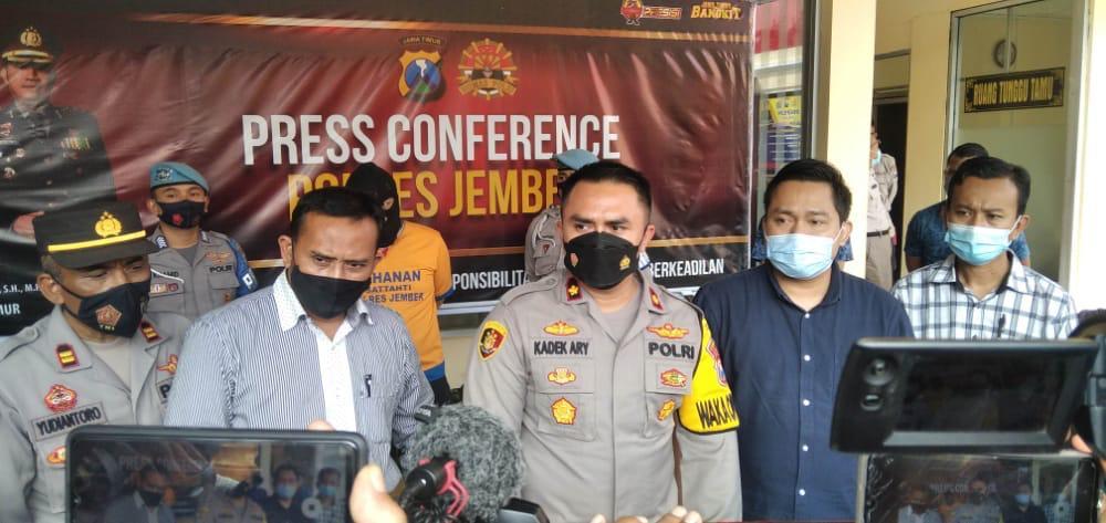 Polisi Tangkap 2 Oknum Anggota PSHT Pengeroyok Anggota Pagar Nusa, 7 Orang DPO