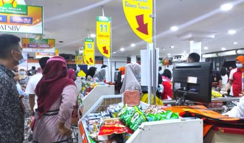 Pusat Perbelanjaan Ramai, Wabup Tuban: Petugas Akan Gencar Operasi Prokes
