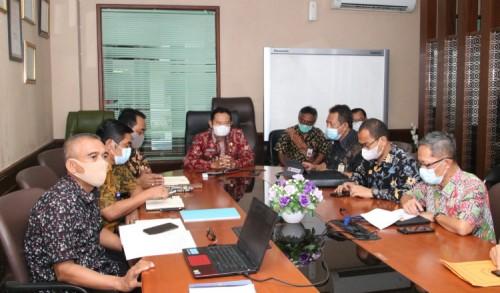 Bupati Lamongan Rakor Bareng BBWS, Bahas Pengerukan PPN Brondong