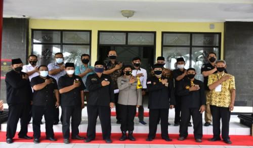 Paska Kejadian Suruhwadang, Polisi Minta Seluruh Perguruan Silat di Blitar Tetap Jaga Tali Silaturahmi