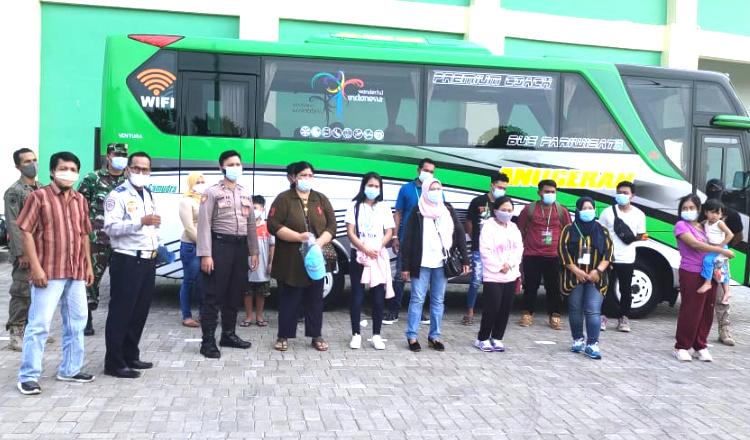 Jalani Karantina di Tuban, 4 dari 34 Migran Indonesia Positif Covid-19