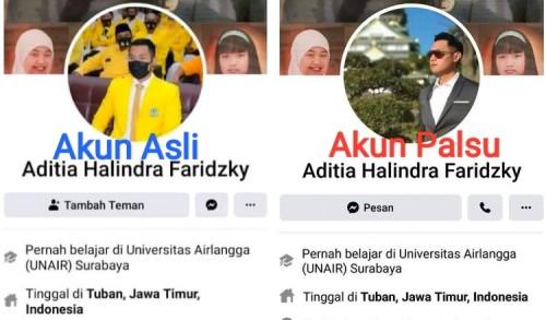 Hati-hati, Beredar Akun Palsu Facebook Bupati Tuban Terpilih dan Tawarkan Pinjaman Bunga 0 Persen