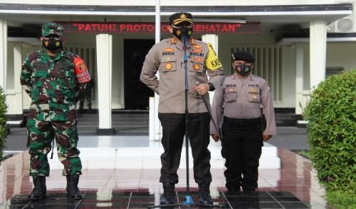 Buat Kerumunan di Malam Takbir, Siap-siap Dibubarkan Polres Bondowoso