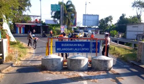 Sempat Ditutup, Jembatan Glendeng Akses Tuban-Bojonegoro Kembali Dibuka