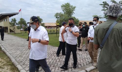 Jokowi Dijadwalkan Akan Melakukan Kunjungan ke Kampar