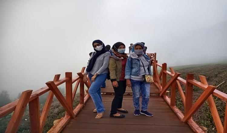 Libur Lebaran, Pengunjung Mulai Lirik Obyek Wisata Wayang Windu Bandung