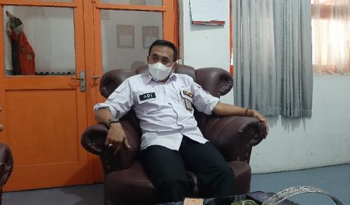 Kran Cuci Tangan di Alun-alun Sering Hilang, BPBD Ajak Masyarakat Bondowoso Bantu Menjaga