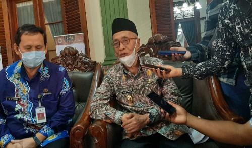 20 Oktober 2021 Bondowoso Pilkades Serentak, Bupati Salwa Minta Masyarakat Jaga Kondusifitas