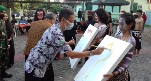 Jaga Geliat Seni, DKP Purworejo Gelar Syawalan Seniman Selama 5 Hari