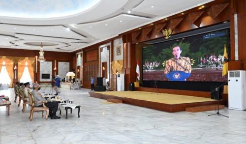 Jokowi Minta Tak Kendor Cegahan Penyebaran Covid-19, Wakapolda Kalsel: Ayo Tetap Patuhi Prokes