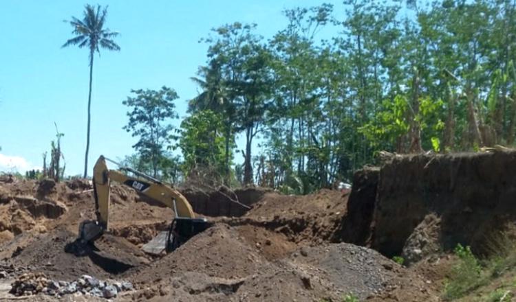Penambang Ilegal di Banyuwangi Dikenakan Wajib Lapor