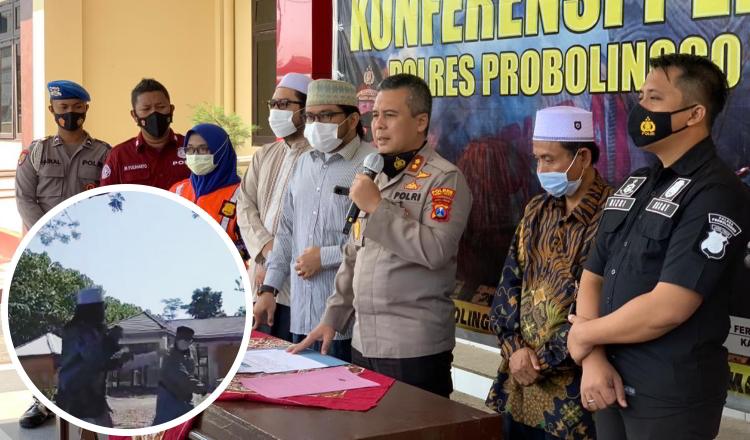 Soal Penyerangan Ulama di Probolinggo, Polisi Pastikan Pelaku Alami Gangguan Jiwa