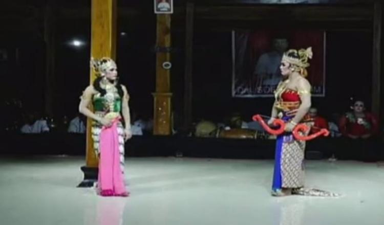 Disparpora dan DKD Gelar Pertunjukan Wayang Orang Virtual, Bupati Ngawi: Mari Berdoa Semoga Pandemi Segera Berakhir