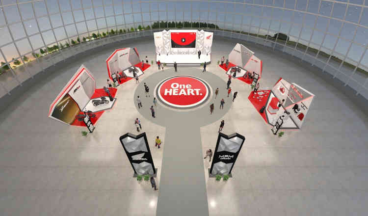 Wow, Ribuan Konsumen Ikuti Pemeran Virtual MPM Honda Jatim