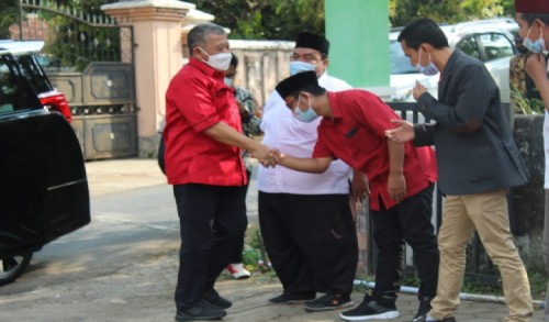 Berkunjung ke Bondowoso, Ketua DPRD Jatim Ajak Masyarakat Patuhi Protokol Kesehatan