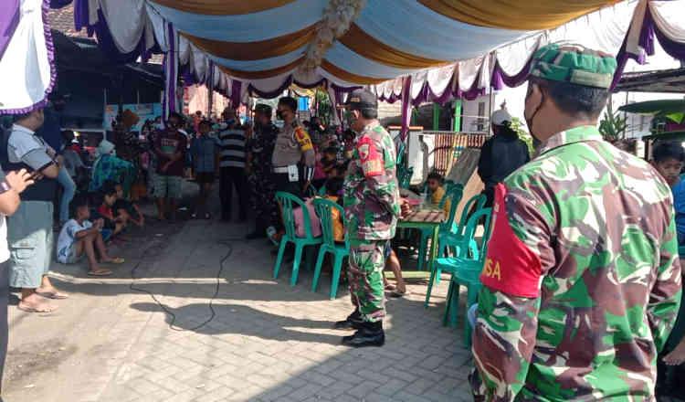 Diperingati Tapi Ngeyel, Acara Hajatan Khitanan di Banyuwangi Dibubarkan Satgas Covid-19