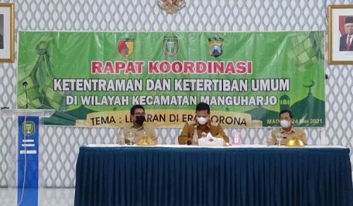 Ciptakan Kondusifitas Wilayah, Wali Kota Madiun Gelar Rakor Keamanan dan Ketertiban Sinergitas Tiga Pilar