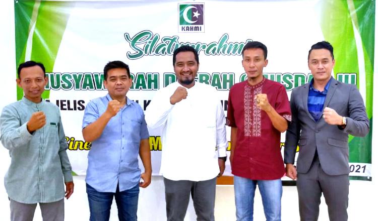 Geler Musda III, KAHMI Tuban Tetapkan 5 Kader Terbaik Sebagai Presidium