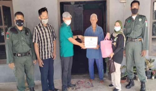 Peduli Sesama, DPC PKB Blitar Salurkan Bantuan untuk Warga Korban Gempa