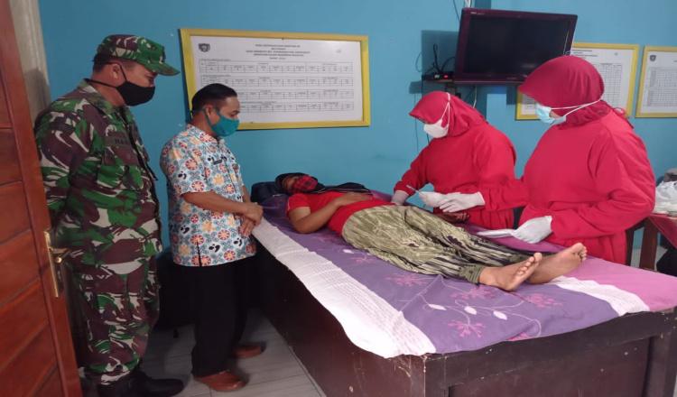 BKKBN Monitoring Pelayanan KB pada Masa Pandemi di Kabupaten Purworejo
