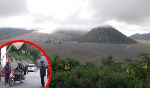 Wisata Bromo Dibuka Kembali, Jumlah Pengunjung Dibatasi